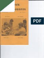 Hoosier Chess Journal Vol. 3, No. 3 May - Jun 1981