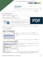 Fórmula_ Função Desloc + Função Corresp _ Excelmax Soluções, Excel, Software, Simulador, Gráfico, Macro, VBA