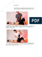 10 exercícios de Pilates para grávidas