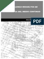Problemas de Mecanica Del Medio Continuo Eduardo W.v.chaves
