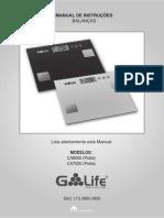BALANÇA DIGITAL G-LIFE