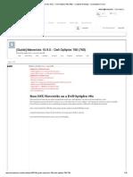 Mavericks 10.9.X - Dell Optiplex 780 (760)