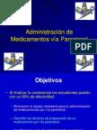 Adm Medicamentos Parenteral