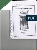 System Formwork Lt (Book No 1 General)