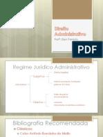 Direito Administrativo Aula 1