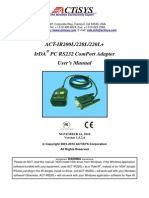 Act Ir2x0l Ir220lplus Irda Manual v1.5.2.4 101116
