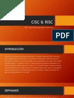 Cisc & Risc Acero