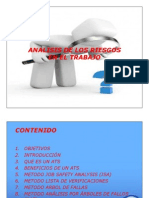 Analisis de Riesgos Exposicion