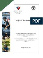 Mujer Rural en Chile