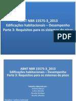 ABNT NBR 15575-3_2013