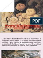 Proceso Salud -Enfermedad