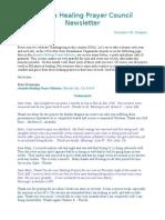 Nov 309 Newsletter