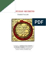 El Fuego Secreto - Friedrich von Licht