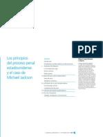 Los Principios Del Proceso Penal Estadounidense Y El Caso Michel Jackson