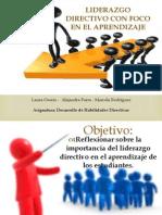 Liderazgo Directivo (1)