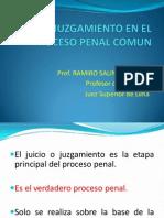 16 de Marzo El Juzgamiento en El Proceso Penal Comun (2) (1)