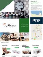 Catalogo Foto Produtos Metalnox