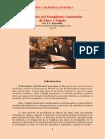 Adoratsky - Historia Del Manifiesto Comunista de Marx y Engels (1938)