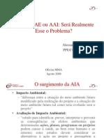 Oficina Mma Aia_ufrj
