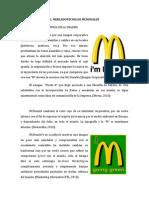 Mercadotecnia de Mcdonalds