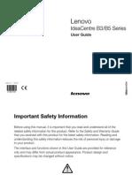 Lenovo B340 User Guide