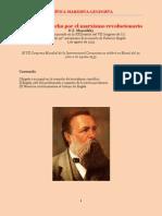 Manuilsky - Engels en La Lucha Por El Marxismo Revolucionario (1935)