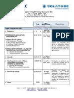 Agenda Capacitacion (EJEMPLO)