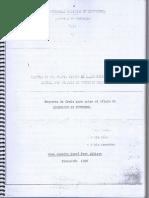 Calculo de Una Planta Piloto de Laboratorio Para La Destilacion Topping de Petroleo Crudo-1958