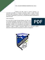 Presentación del Colegio Gimnasio Moderno del Valle
