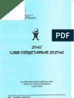 OSN IPS KAB 2010