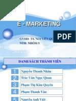 Nhom 5_E- marketing.ppt