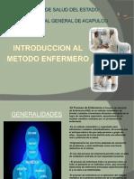 P-3 Introduccion Al Metodo Enfermero.