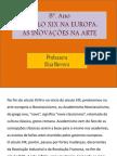 8o Ano Sculoxixnaeuropa Asinovaesnaarte Neoclassicismo 121108153340 Phpapp02