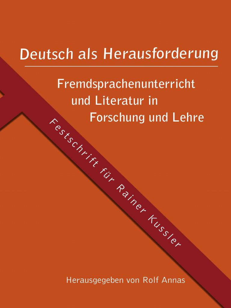 Annas Deutsch 2004