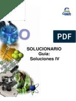 Sol. Gua Qm-15. Soluciones IV