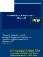 Performance Measurement Chp11