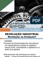 A Segunda Revolucao Industrial