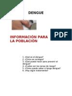 Info Dengue