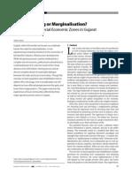 Mainstreaming or Marginalisation