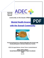 Somali Mental Health Project Toolkit