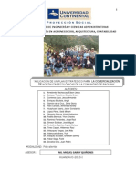 Informe Final Proyeccion Social