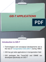 GTE 1 (GIS T Applications)