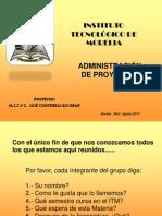 1.-(A)CONCEPTOS DE LA ADMÓN DE PROYECTOS-(U1)