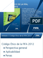 Codigo de Etica de La FIFA