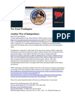 bulletin - 2nd war of independence