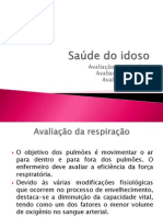 Saude Do Idoso - Alteracoes Digestivas