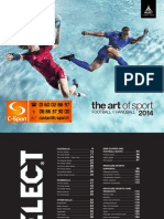 Catalogue Select Handball 2014
