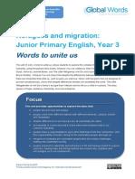GlobalWords Refugees JPY3print