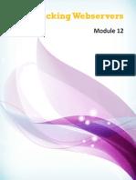 EC-Council - CEHv8 Module 12 Hacking Webservers Slide 2013