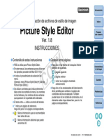 guia Picture Style Editor